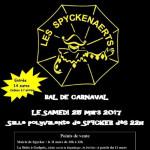 3 eme nuit  DES SPYCKENAERTS 2017