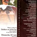 90 eme cortege de gédéon  2017