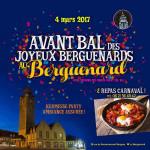 AVANT BAL DES JOYEUX BERGUENARDS 2017