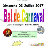 BAL DE CARNAVAL 2017 A VIEUX BERQUIN