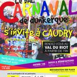 BAL DE CARNAVAL A  CAUDRY 2017