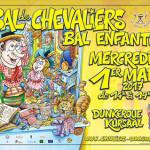 BAL DES CHEVALIERS ENFANTIN 1 MARS 2017