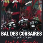 BAL DES CORSAIRES NUIT DE lL'ESCADRES 2017