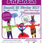 BAL DES ENFANTS DE WINNEZEELE 2017