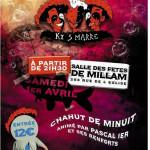 BAL DES KIS MARRE DE MILLAM 1 AVRIL 2017