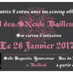 BAL DES SNEULS 2017 INVITATION