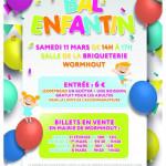 BAL ENFANTIN 2017 DE Wormhout