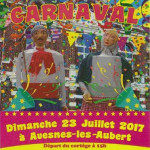 CARNAVAL 2017 D'AVESNES LES AUBERT