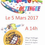 CARNAVAL 2017 OLTINGUE ALSACE A FAIRE
