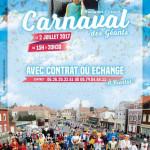CARNAVAL DE BRUAY SUR ESCAUT 2017