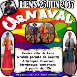 carnaval de lens 2017