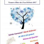 CARNAVAL DES BOIS BLANCS DE LILLE 2017