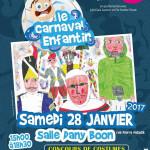 carnaval des enfants de brau dunes 2017