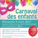 CARNAVAL DES ENFANTS DE OBERHAUSBERGEN 2017