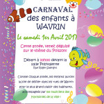 carnaval des enfants de warin 2017