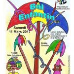 CARNAVAL ENFANTIN D' UXEM 2017