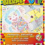 carnaval enfantin de bierne 2017 et bal des biernaeres 2017