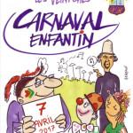 carnaval enfantin des veintches