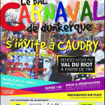 CARNAVAL ET BAL 2017 A CAUDRY