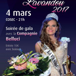 ELECTION MISS LAVANDOU 2017