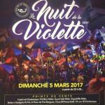 NUIT  2017 DE LA VIOLETTE