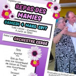 REPAS DES MAMIES 2017 DE GRAVELINES