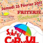 sorée de carnaval à wismes 2017